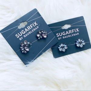 *5 FOR $25* NWT Sugarfix Stud Earrings - Set of 2
